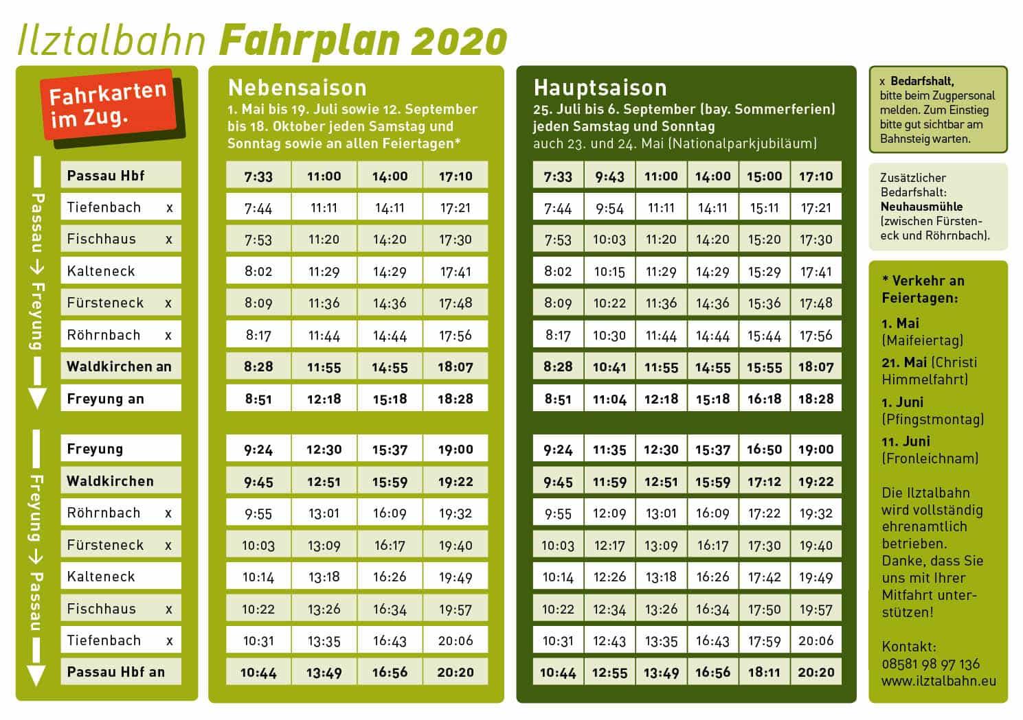 Deutschen Bahn Fahrplanauskunft